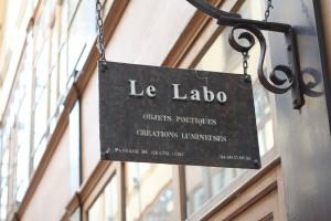 Le Labo, passage du Grand Cerf