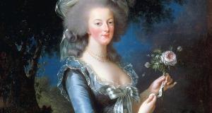 Elisabeth Vigée Lebrun, Portrait de Marie-Antoinette