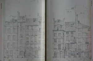 Rue Saint-Bon 1852 © Parigramme