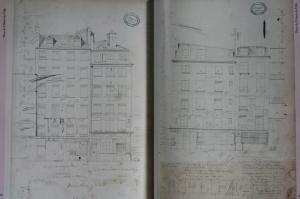 Place de l'Hôtel de Ville 1852 © Parigramme