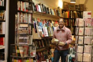 Mickael et ses livres