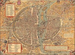 © Paris Atlas Historique