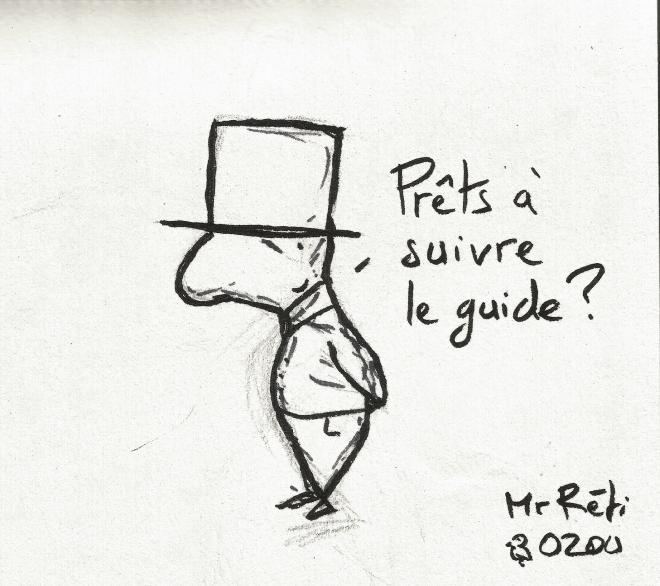 OZOU - Mr Réti - 1. Prêts à suivre le guide