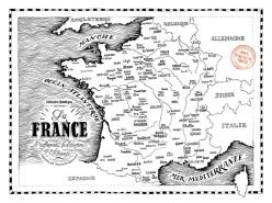 Carte France 2