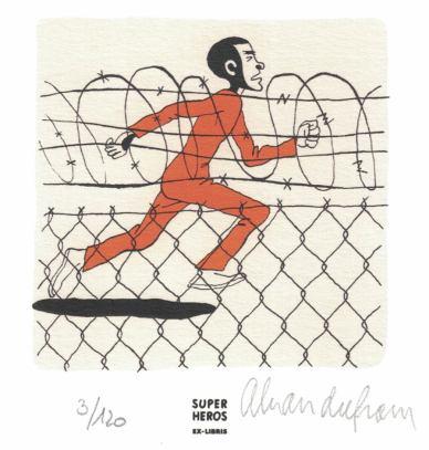 Alexandre Franc et Jérôme Tubiana nous entrainent avec Guantanamo Kid aux éditions Dargaud.