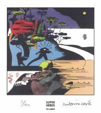 Antoine Cossé pour La Villa S. chez Les Requins Marteaux Éditions