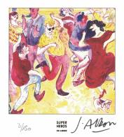James Albon pour C'est Mort Darling aux éditions Éditions Sarbacane
