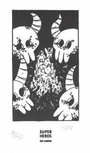 Chaos - Stanislas - chez Super Loto Editions