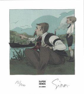 Codine - Jacques Bougard & Simon Geliot - chez La Boîte à Bulles