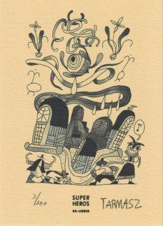 Voyage en République de Crabe - Tarmasz - Editions Delcourt